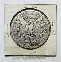 1882o Morgan Dollar Coin