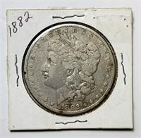 1882 Morgan Dollar Coin