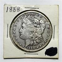 1888 Morgan Dollar Coin