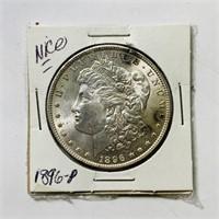 1896 Morgan Dollar Coin
