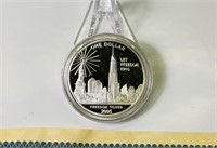 2005 Freedom Tower Dollar Coin