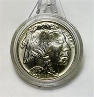 2001 Indian Head/ Buffalo One Dollar Coin