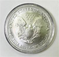 2003 Space Shuttle Columbia 1 Dollar Coin