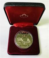 2001 Canada Dollar Coin