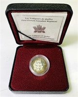 2000 Five-Cent Proof Silver Canada Coin