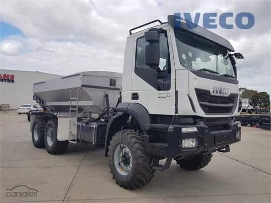 2020 Iveco TRAKKER 450 Iveco Trucks Sales  - Trucks for Sale