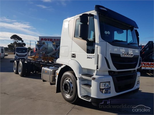 2019 Iveco Stralis 360 - Trucks for Sale
