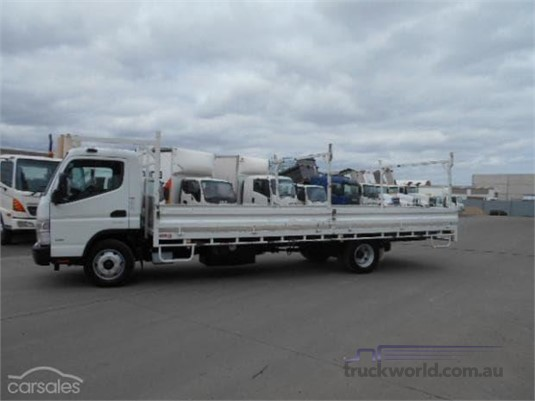 2015 Mitsubishi Fuso CANTER 918 - Trucks for Sale