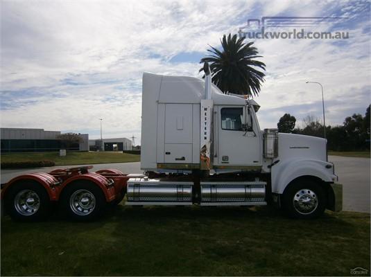 2014 Western Star 4964FXC - Trucks for Sale