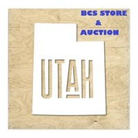 BCS Utah Online Auction New Years