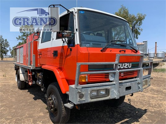 1996 Isuzu FTS 700 Grand Motor Group - Trucks for Sale