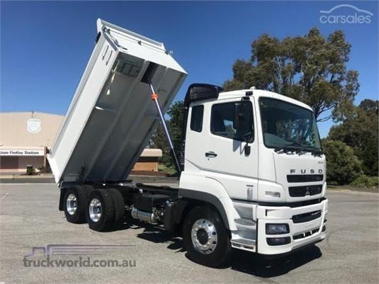 2019 Mitsubishi Fuso FV54 - Trucks for Sale