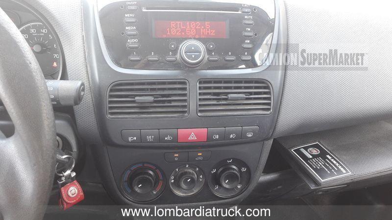 Fiat DOBLO used 2014