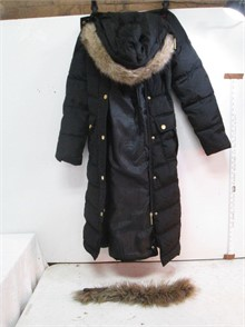 A10.2 HEAVY LONG WINTER COAT ROCAWEAR BRAND Other Items For