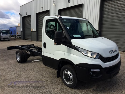 2017 Iveco DAILY 45-170 Westar - Trucks for Sale
