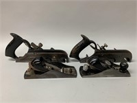Early Woodworking Stanley Planes