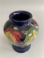 "1920's Moorcroft ""Leaf and Berrys"" Pattern Vase"