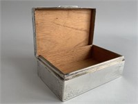 Birks Sterling Silver Presentation Box-ARMY