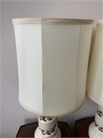 Pair of Matching Mid Century Modern Lamps