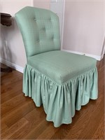 Little Upholstered Side Chairs
