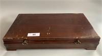 Birks Regency Plate Flatware with Case