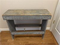 Primitive Overpaint Bench