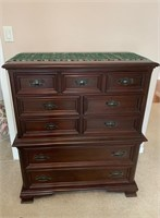 Gibbard Chest of Drawers with Rich Finish