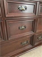 Large Gibbard Dresser with Mirror