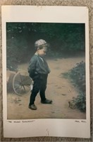 Watercolour From The Original of Paul Peel (1891)