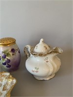 Group of Antique China