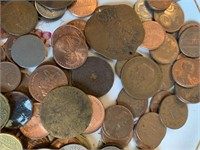 Mixed Coins and Tokens
