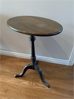 Tilt Top Table with Tri Foot Base
