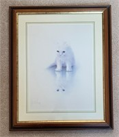 Cute Harrison Kitten Print
