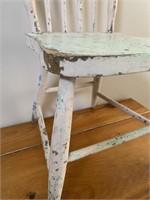 Primitive Overpaint Chair