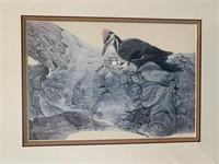Lot of Framed Robert Bateman Prints
