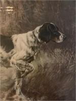 "Print ""Geneva"" By Tony Boy-Lena Belle 1903"