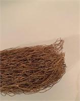 Old Hand Made Broom