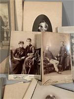 Circa 1800's-Early 1900's Photographs