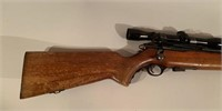Mossberg .22 S and Long Rifle Rim Fire Rifle