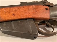 Sporterized Lee Enfield Military Rifle
