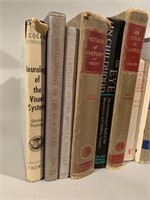 Many Medical Hardcover Books and Manuals