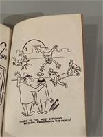Antique Medical Cartoons-Squibb Rep