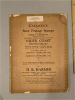 Early Auction Sale Catalogues