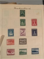 Excellent Lot of Rare Stamps in Albums