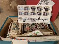 Large Lot of Postal Stamped Stamps and Envelopes