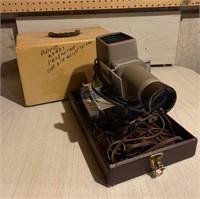 Kodak Projector with Ektanon Lens