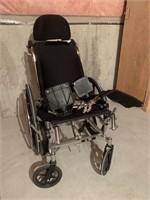 Maple Leaf Wheel Chair-Super Tilt