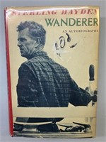 Signed First Edition-Sterling Hayden Autobiography