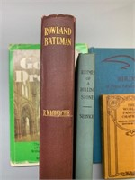 Group of Interesting Early Books