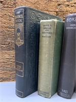 Group of Antique Books